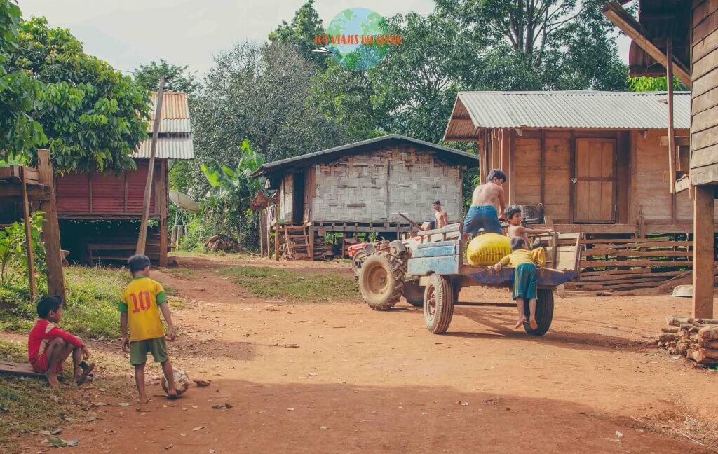 qué hacer en Laos