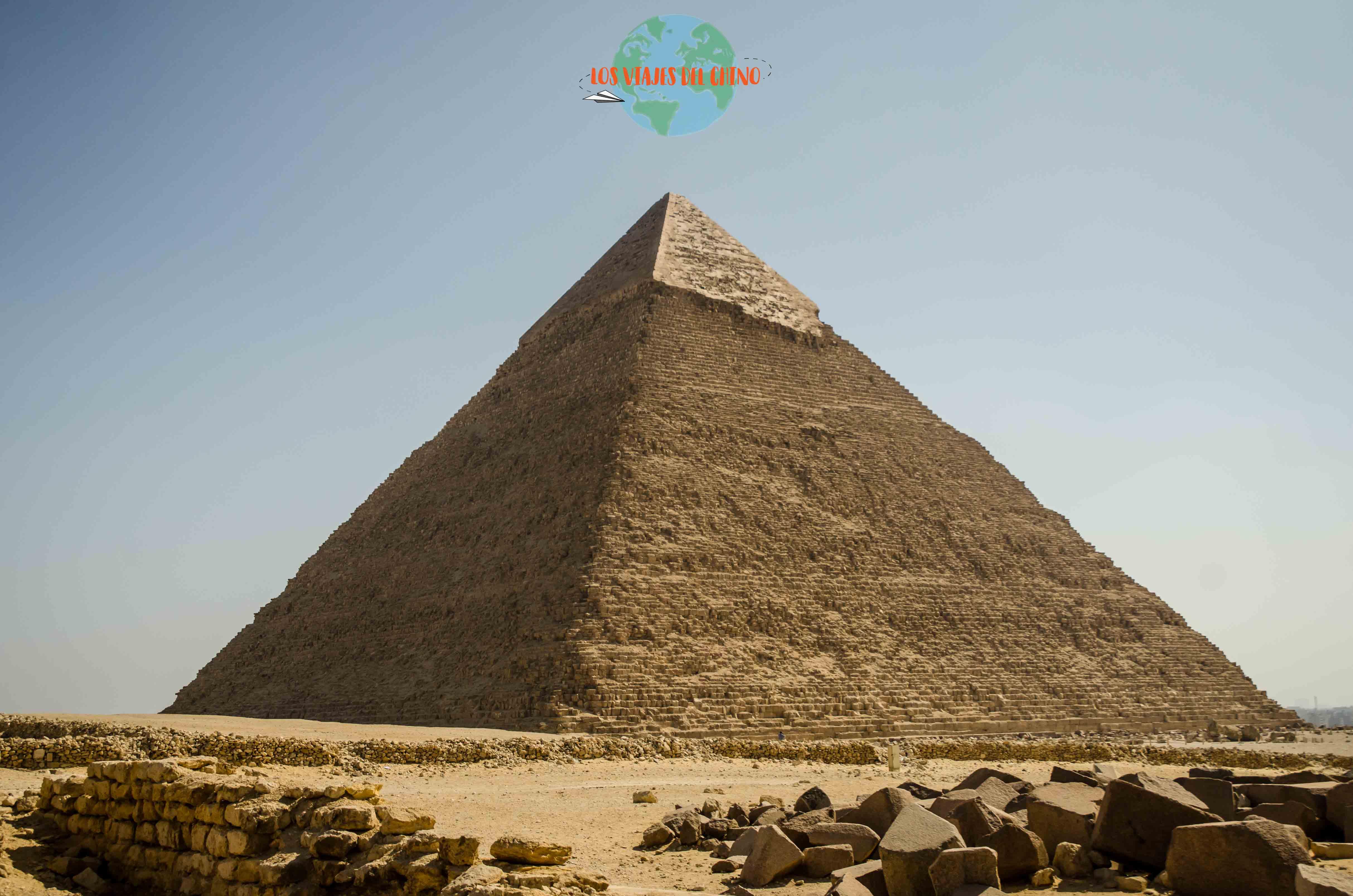 Cómo ir a las pirámides de Guiza