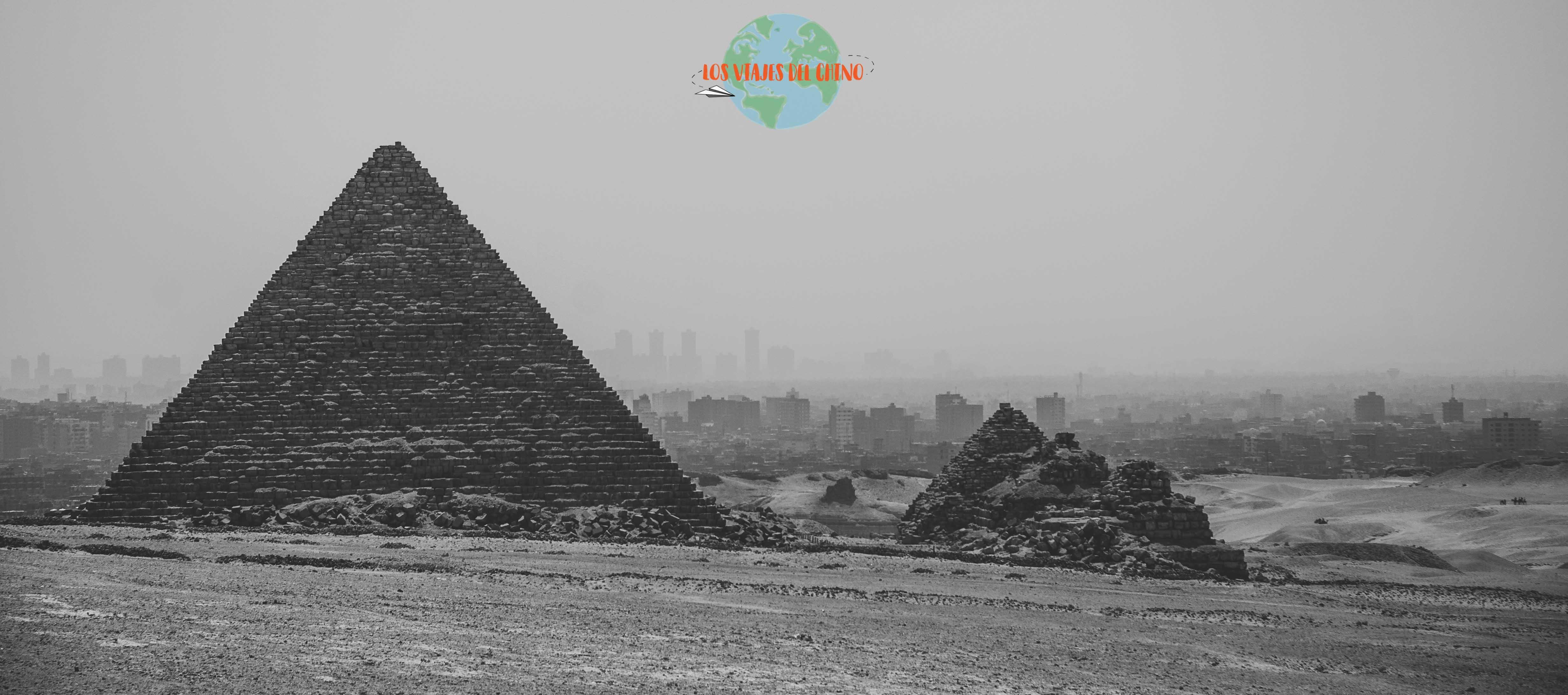 ¿Cómo ir a las pirámides de Guiza?