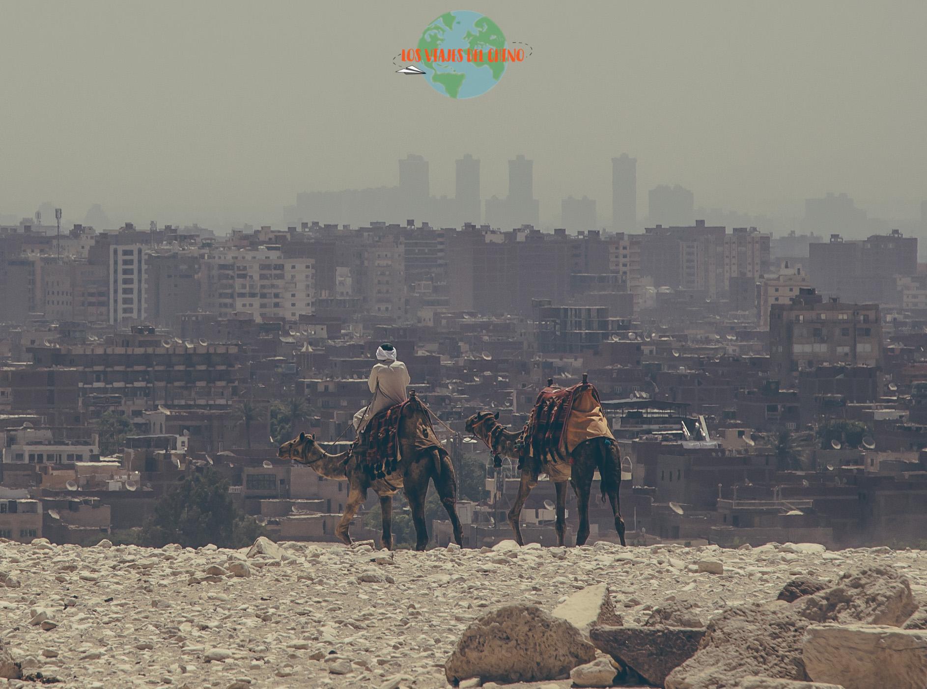 Viajar a Egipto de mochilera