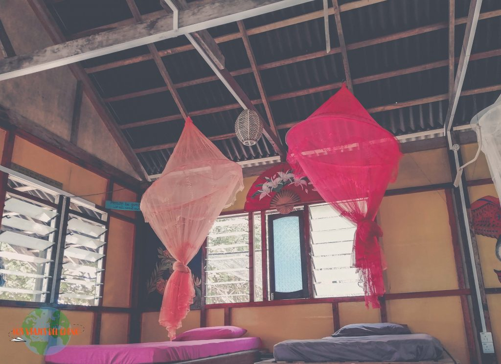 dónde dormir en Pulau Kapas