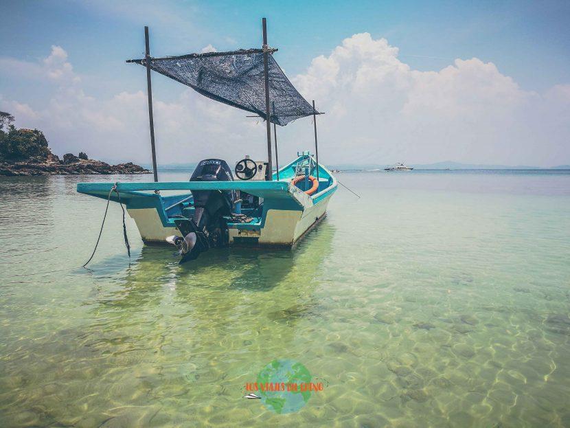 isla Kapas