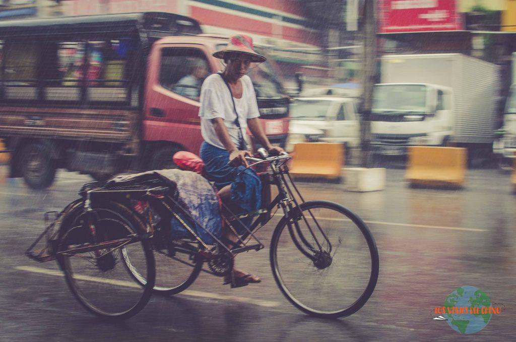 viajar a Yangón