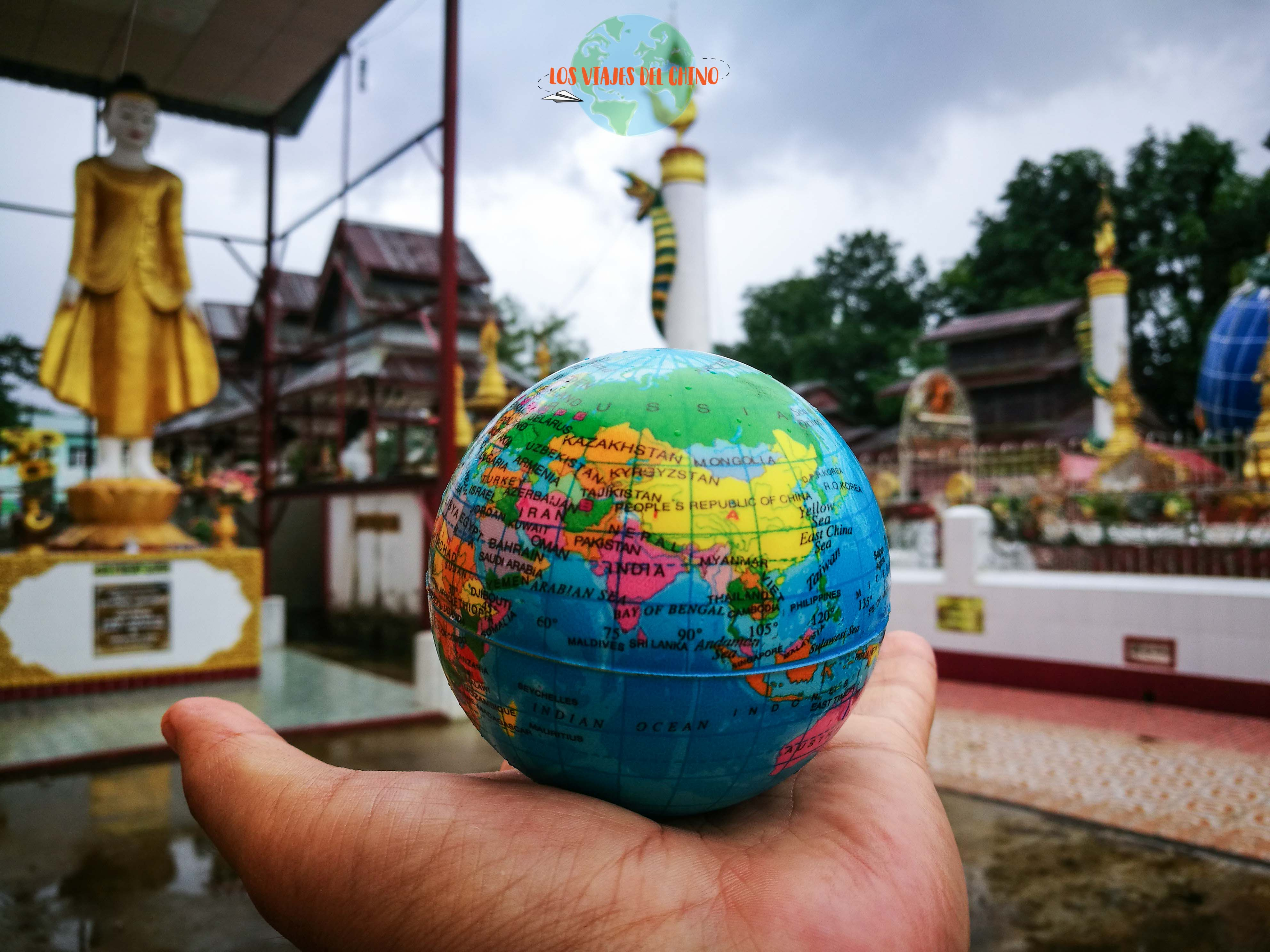 recorriendo el sudeste asiático