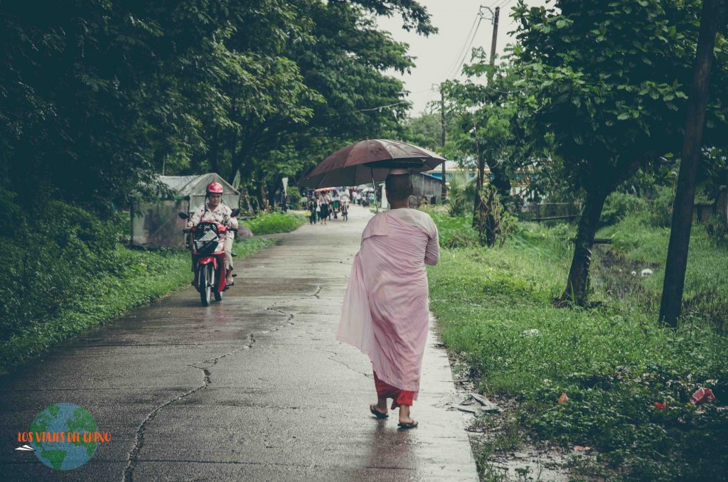 Budismo en Yangón