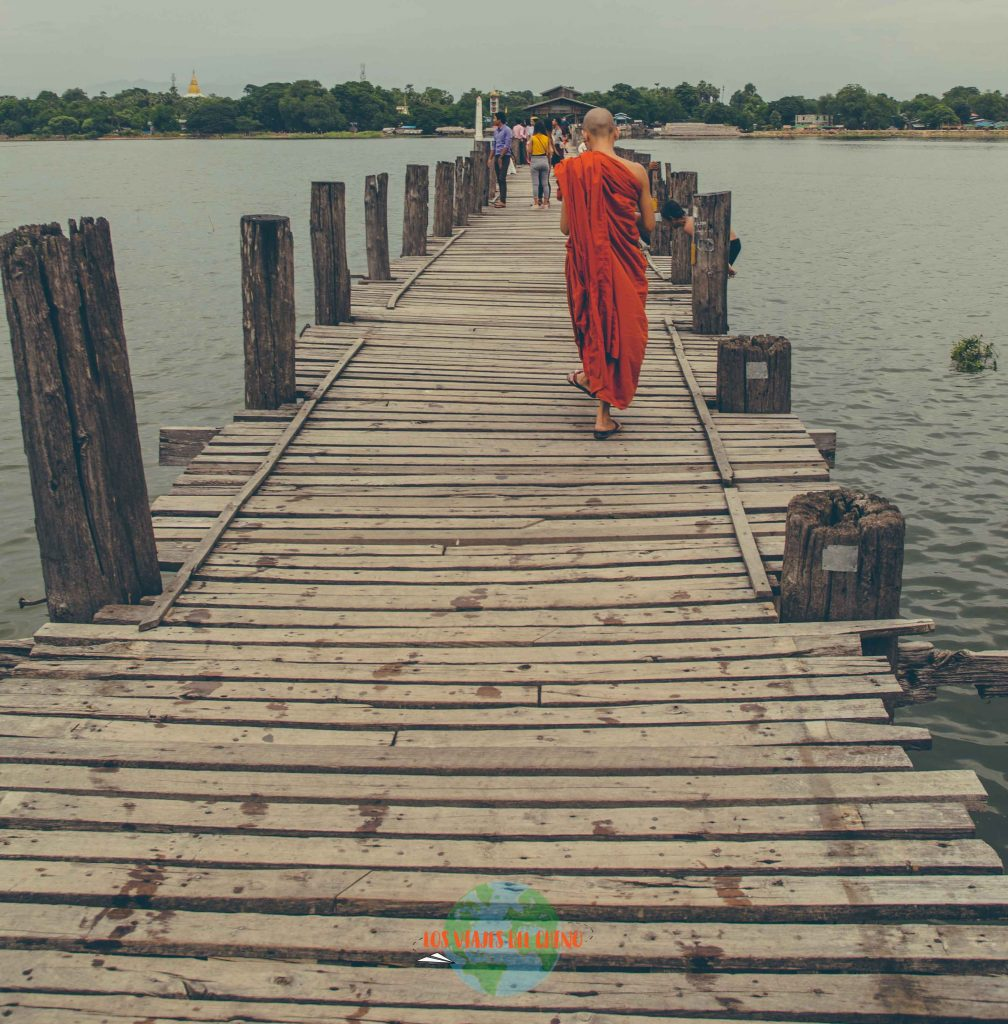 Ruta por Birmania