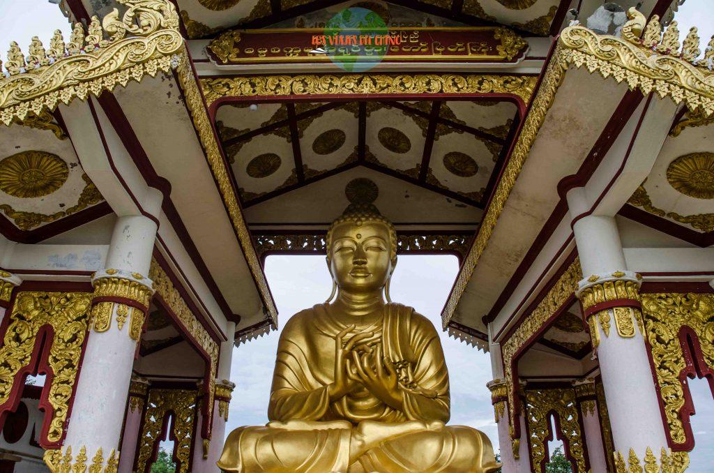 Qué visitar en Myanmar