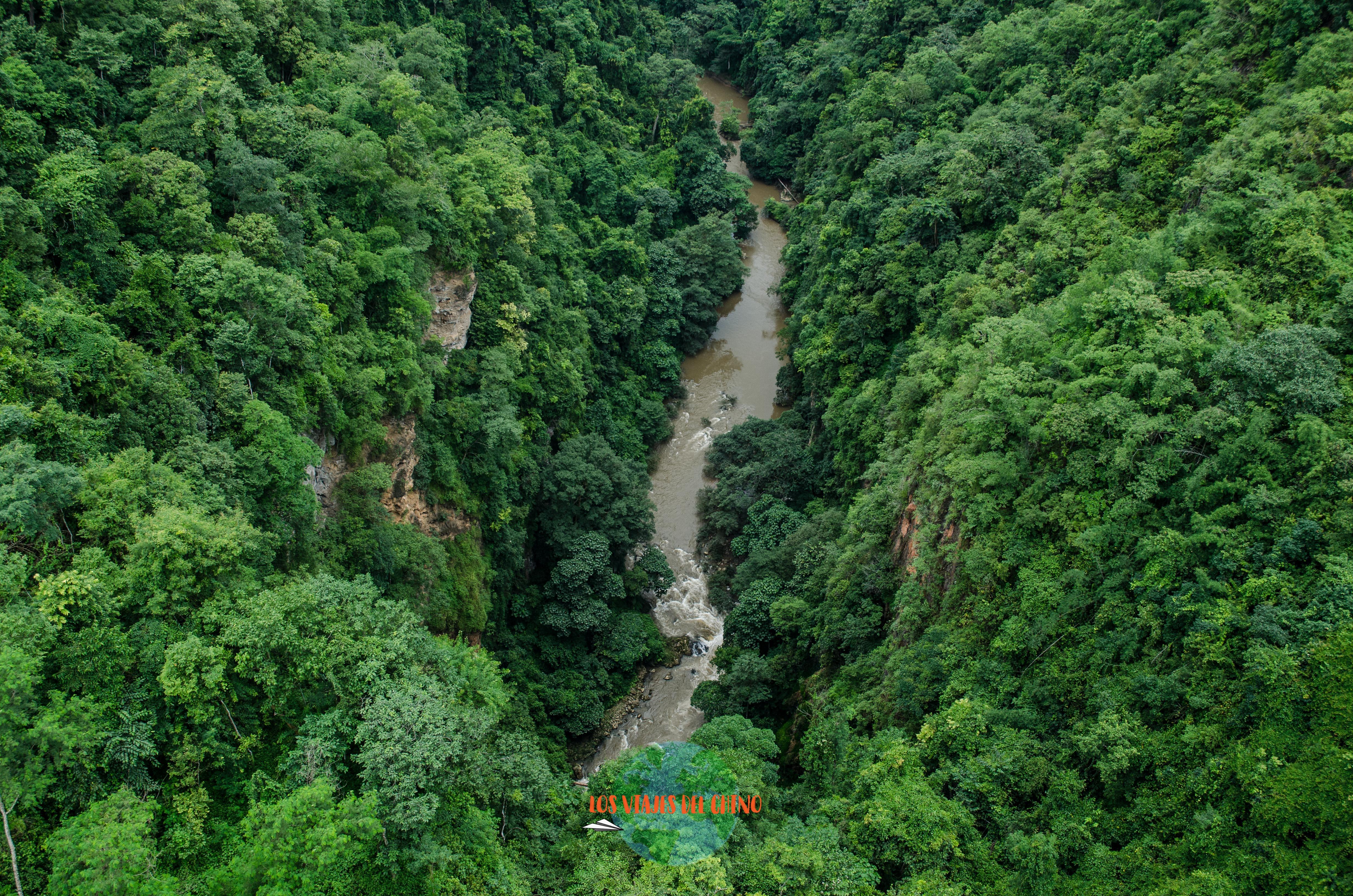 Frontera entre Tailandia y Myanmar