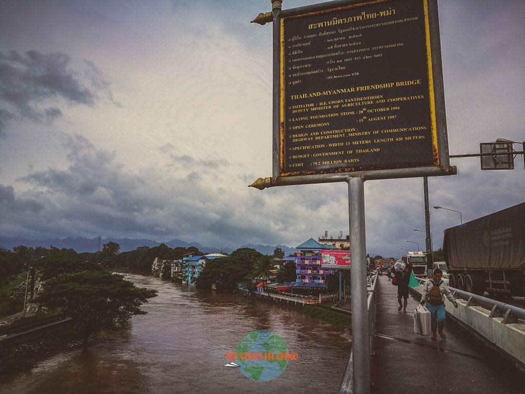 Visado para Myanmar