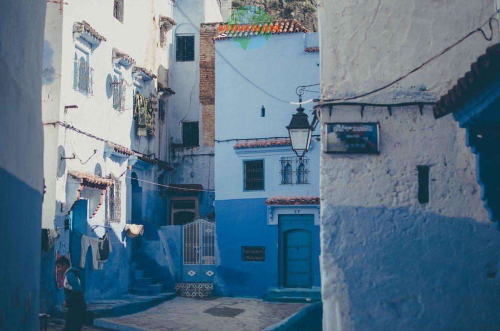 calles de Xauen