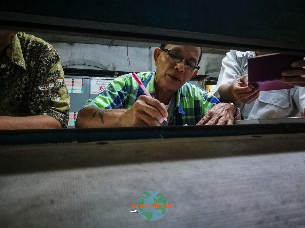 visados para Myanmar