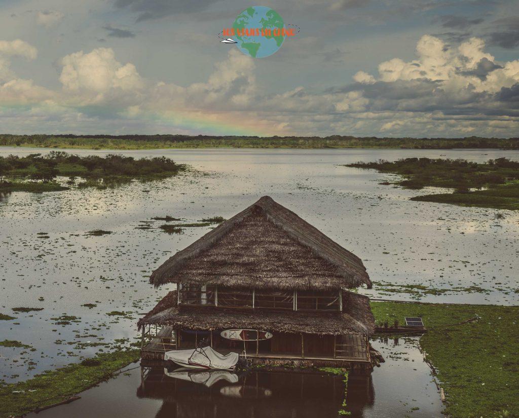 Conoce el río amazonas, Perú