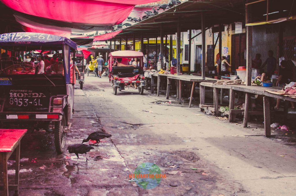 viajar a Iquitos, Perú