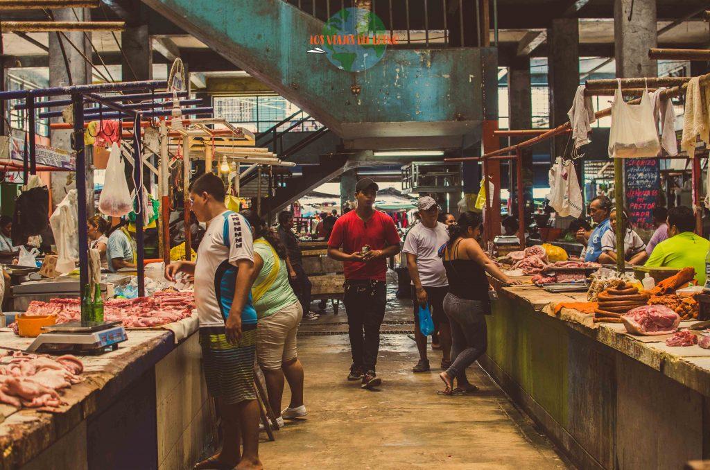 cómo visitar los mercados del Perú