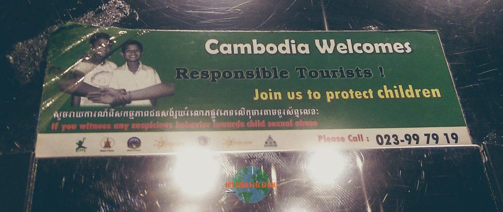 turismo sexual en Camboya