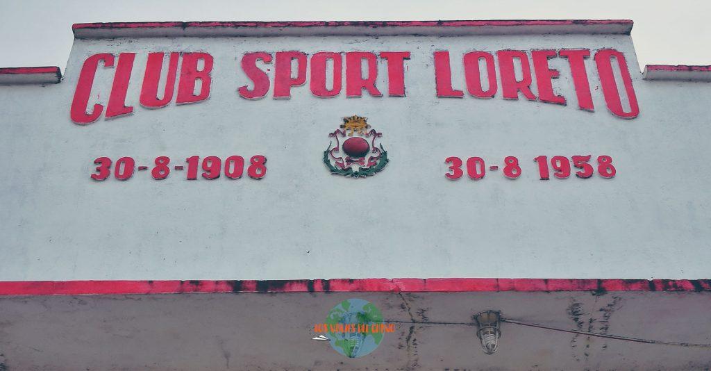 Club de fútbol Sport Loreto