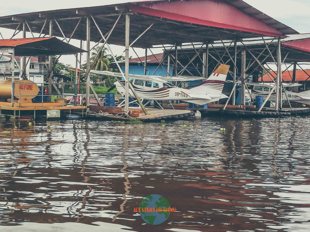 viajar a Iquitos en avión
