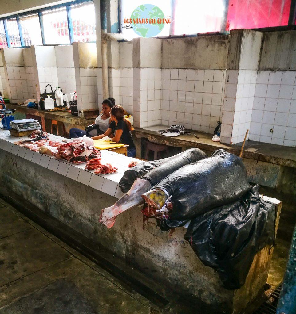 Visitar los mejores mercados de Iquitos