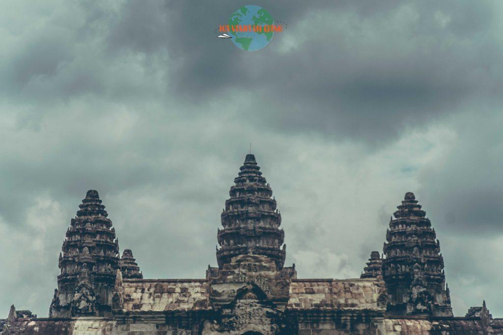Cómo ir a Angkor Wat