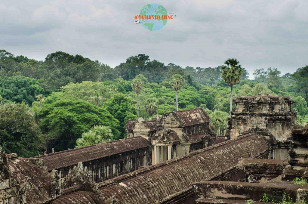 Cómo visitar Camboya