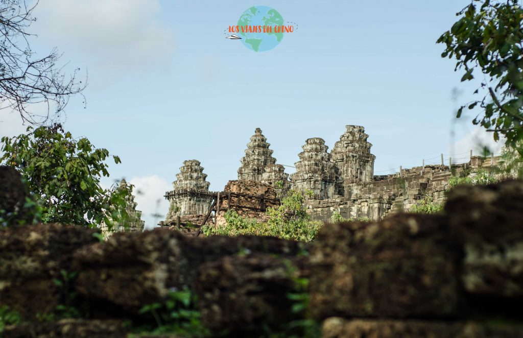 Recorrido por Camboya