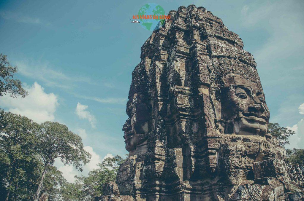 Cómo ir a los templos de Angkor Wat