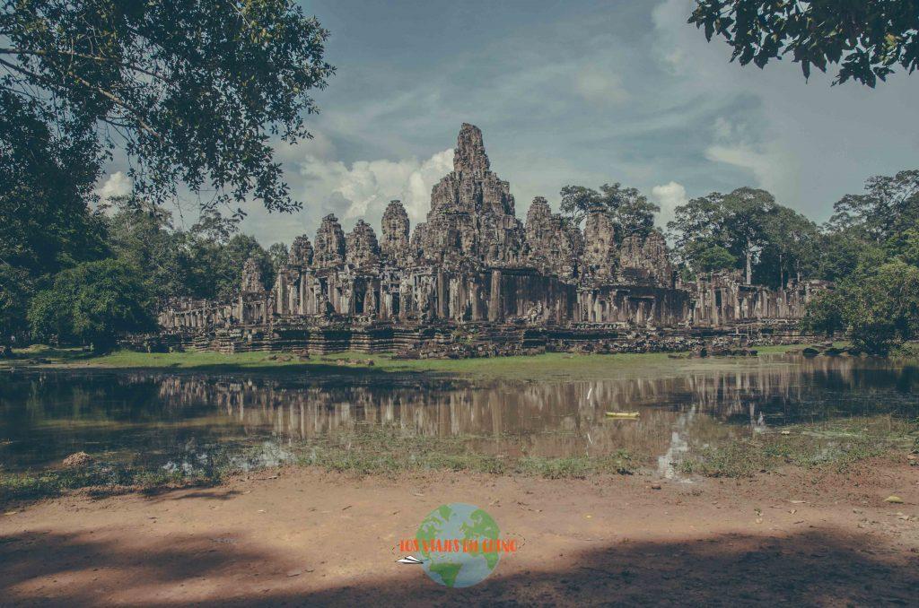 cómo visitar Angkor Wat