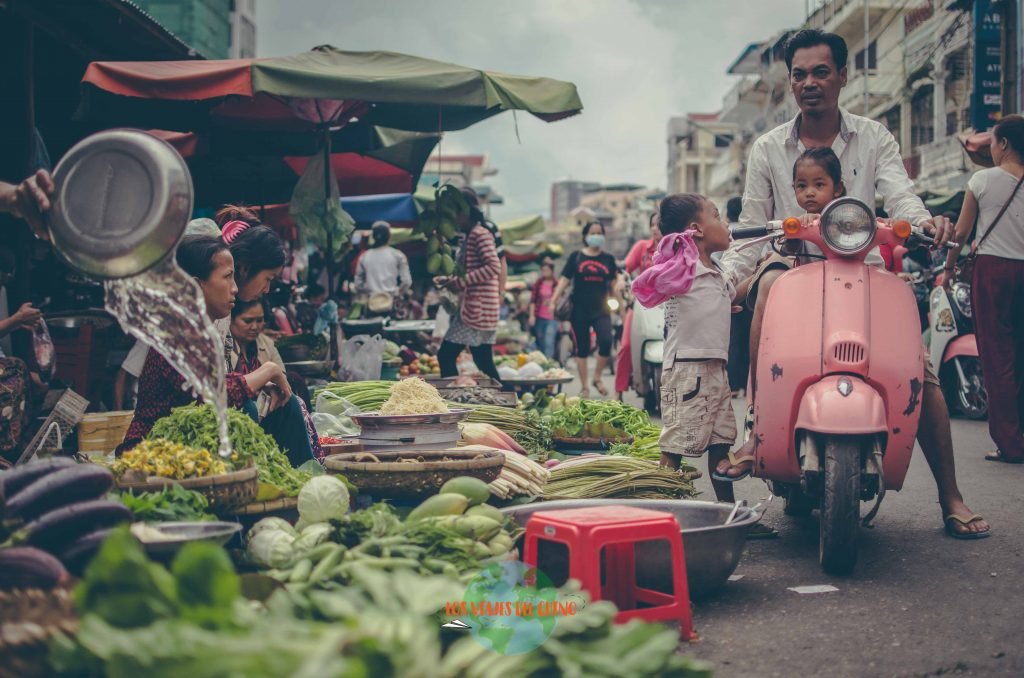 Cómo llegar a Camboya