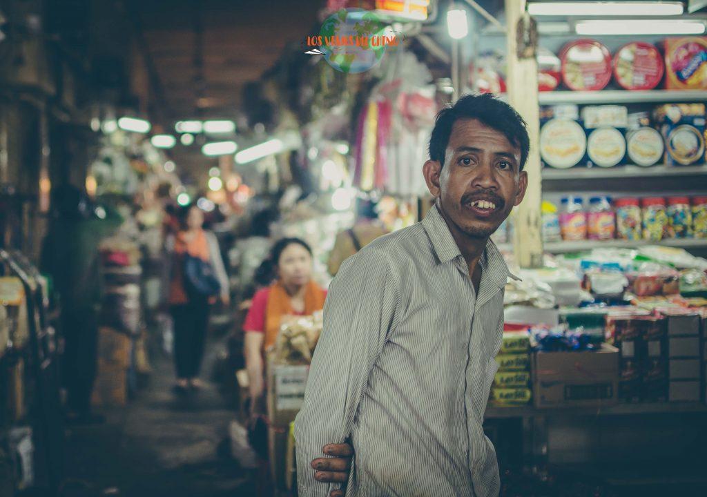 Visita los mercados en Camboya