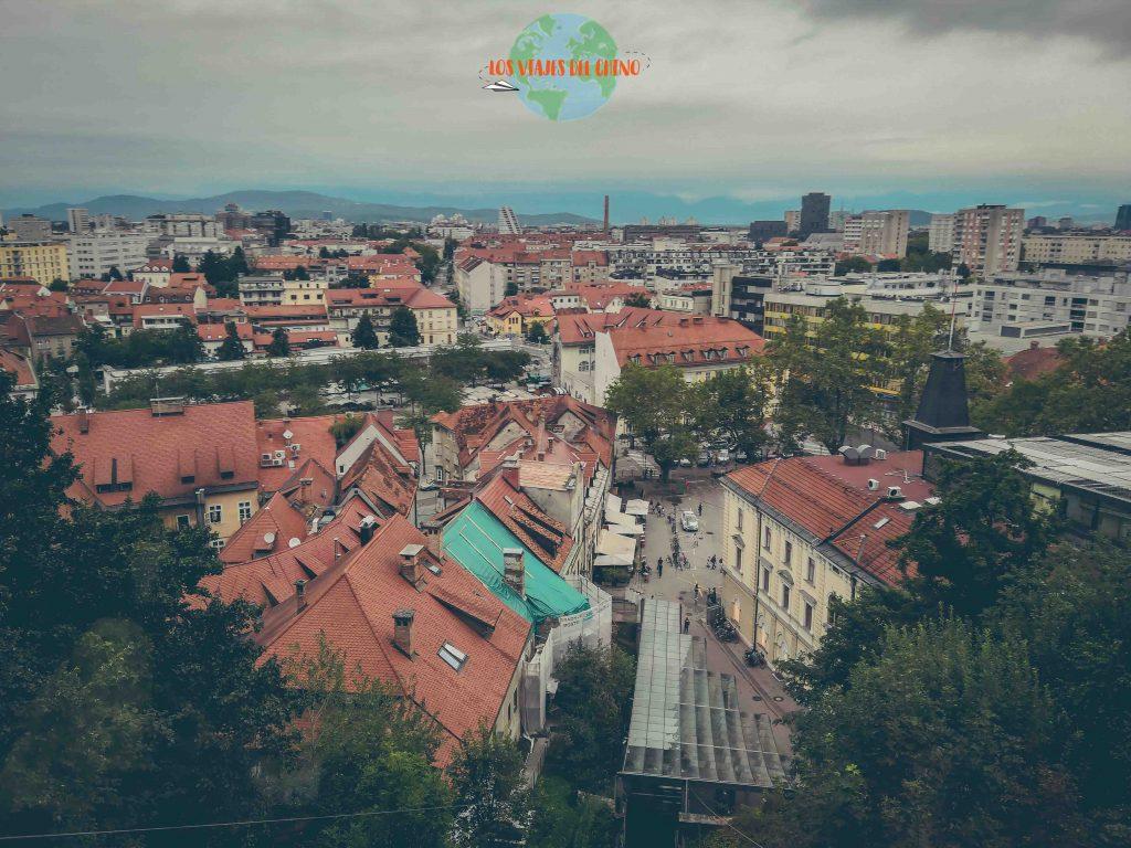 Capital de Eslovenia, Liubliana