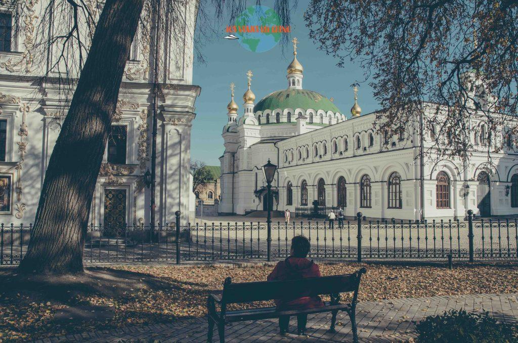 Monasterios de las Cuevas de Kiev