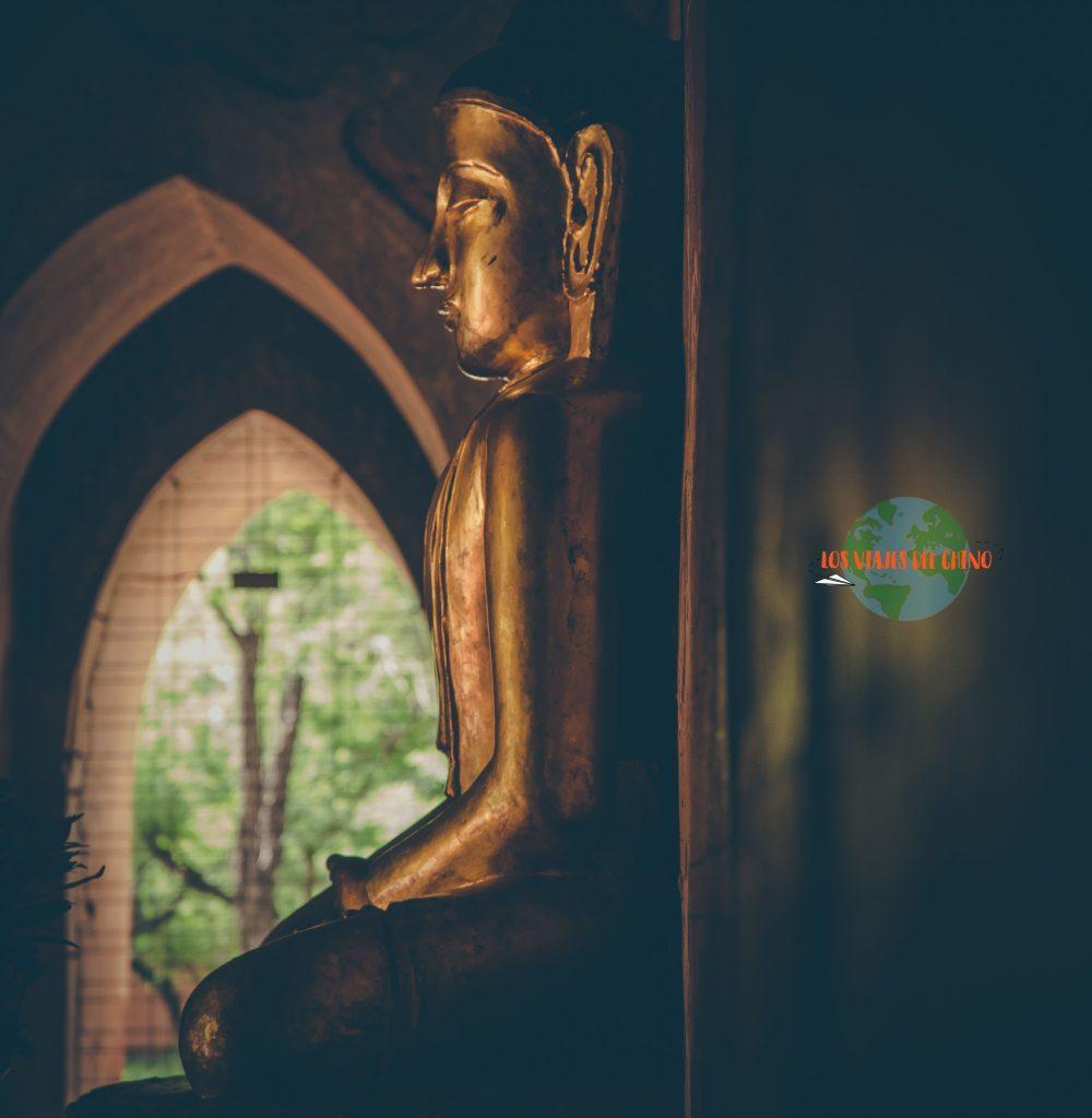 recorrer pagodas de Bagan