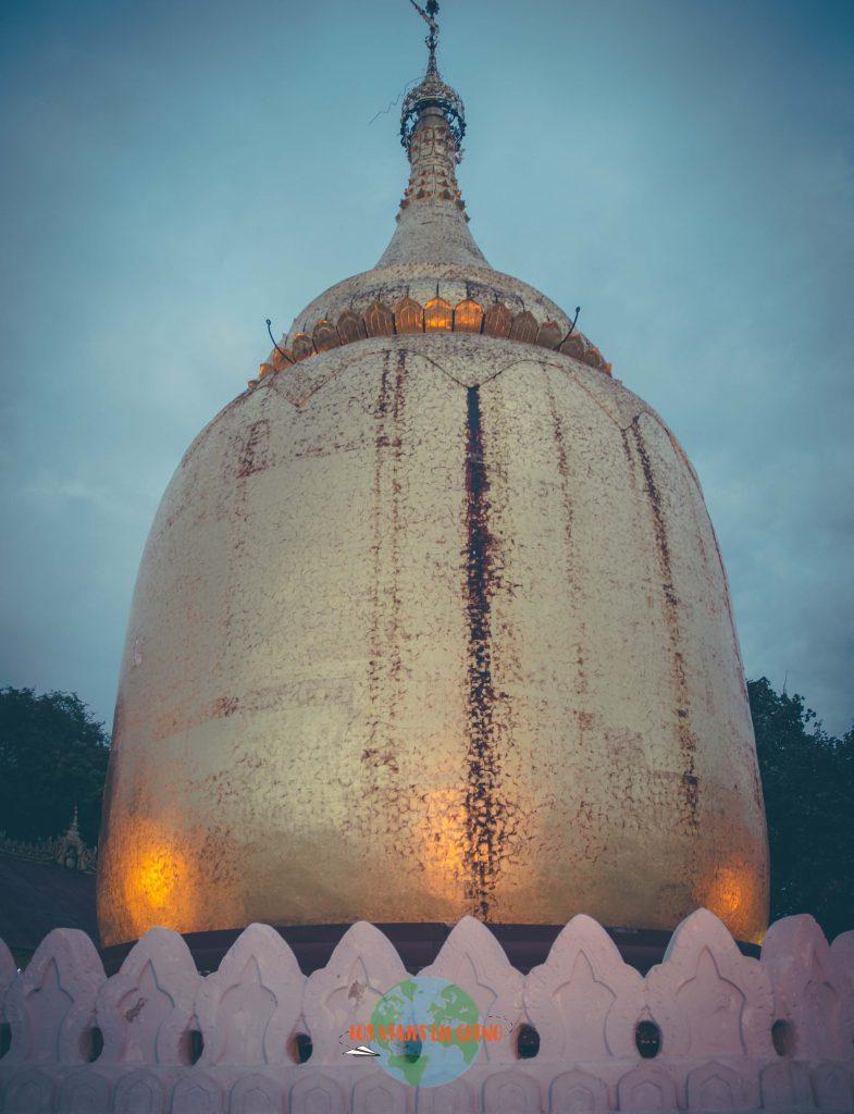 Pagoda Bupaya en Bagan