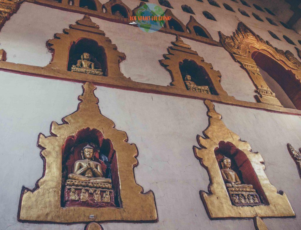 Templo Maha Bodhi Phaya de Myanmar