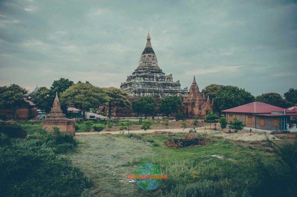 Pagodas en Bagan