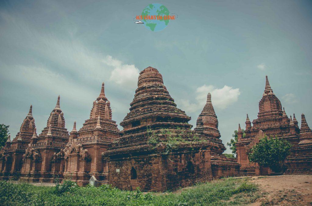 Templo Paya Thone Zu de Bagan