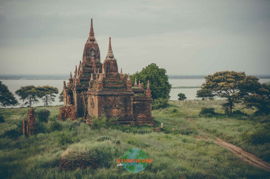 Templo Dhammayangyi de Birmania